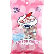 Red Bird Candy Puffs, Cotton Candy