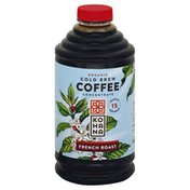 Kohana Coffee, Cold Brew Concentrate, French Roast