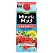 Minute Maid Premium Strawberry Kiwi Carton