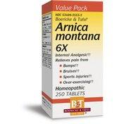 Nature's Way Arnica montana 6X Tablets