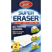 Home Select Super Eraser, 2 Pack