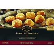 Private Selection Poutine Poppers