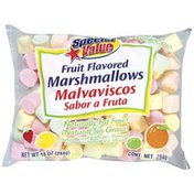 Special Value Fruit Flavored Marshmallows