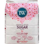 TW Sugar, Pure White, Granulated
