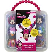 Tara Necklace Activity, Disney Junior Minnie