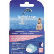 HydraSense Filters, Protective, for Nasal Aspirator, Baby 0+ Yrs