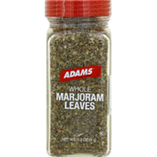 Adams Marjoram Leaves, Whole