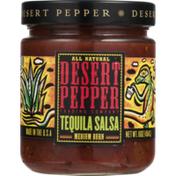 Desert Pepper Tequila Salsa Medium Burn