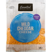 Essential Everyday Cheese, Mild Cheddar, Classic Cut