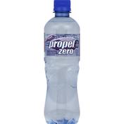 Propel Water Beverage, Zero Calorie, Vitamin Enhanced, Grape