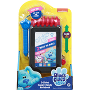 Just Play Handy Dandy Notebook, 2-Sided, Blue's Clues & You