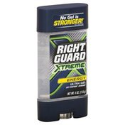Right Guard Anti-Perspirant Deodorant, Ultra Gel, Energy