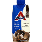 Atkins Shake, Mocha Latte