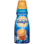 International Delight Nonfat French Vanilla Coffee Creamer