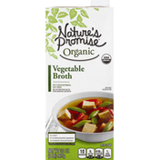 Nature's Promise Organic Vegetable Broth