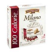 Pepperidge Farm 100 Calorie Original Milano Cookie Pouches - 5 CT