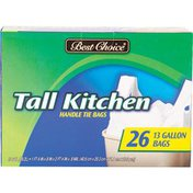 Best Choice Tall Kitchen Bags