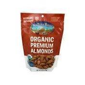 SunRidge Farms Organic Raw Supreme Almonds