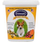 Gimborn Pro Treat Freeze Dried Blends Chicken Liver Dog Treats