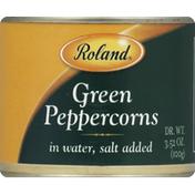 Roland Foods Green Peppercorns