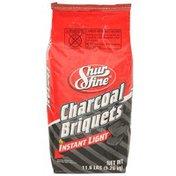Shurfine Instant Light Charcoal Briquets