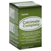 GNC Calcimate Complete, Caplets