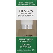Revlon Base + Top Coat, Multicare, 205