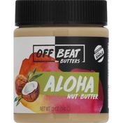 Off Beat Butters Nut Butter, Aloha