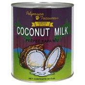 Polynesian Treasures Coconut Milk, Samoan Style
