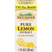 Spice Islands Pure Lemon  Extract
