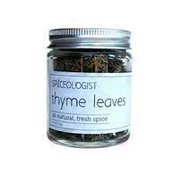 Spiceologist Thyme Leaves
