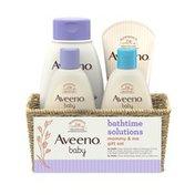 Aveeno Daily Bathtime Solutions Gift Set