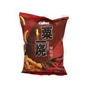 Calbee Grill A Corn Hot Spicy Chips