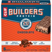 CLIF BAR Protein Chocolate Protein Bars
