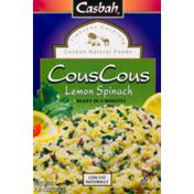 Casbah Cous Cous Lemon Spinach