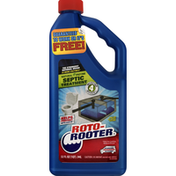 Roto Rooter Septic Treatment, Natural Enzyme