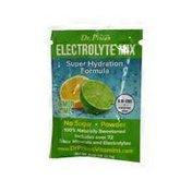Dr. Price's Lemon Lime Flavor Electrolyte Mix