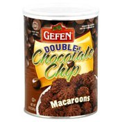 Gefen Macaroons, Double Chocolate Chip