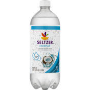 SB Seltzer Water, Coconut Flavored