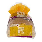 Ahold Rye Bread Seeded