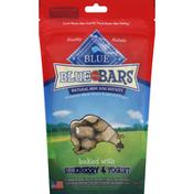 Blue Dog Biscuits, Natural, Mini, Blueberry & Yogurt
