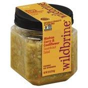 Wildbrine Sauerkraut Salad, Madras Curry & Cauliflower