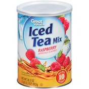 Great Value Raspberry Iced Tea Mix