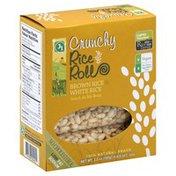 J1 Rice Roll, Crunchy, Brown Rice & White Rice, Box
