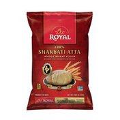 Royal Sharbati Atta Flour
