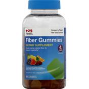 CVS Health Fiber Gummies, Jar