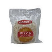 Mazor's Whole Wheat Pizza Dough Balls