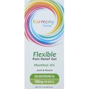 Harmony Hemp Pain Relief Gel