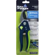 Ray Padula Bypass Pruner, Light Duty, 8 Inch