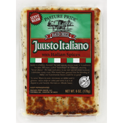 Pasture Pride Cheese Cheese, Baked, with Italian Spices
